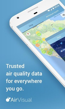 Air Quality | AirVisual APK screenshot 1