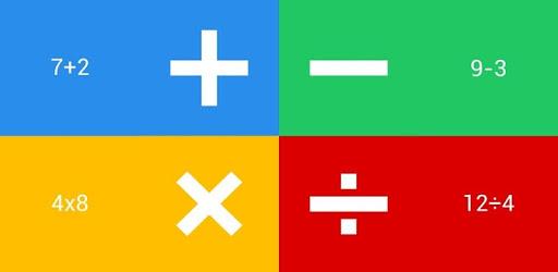 Multiplication Table Kids Math sum, division pc screenshot