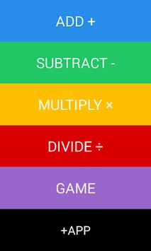Multiplication Table Kids Math sum, division APK screenshot 1