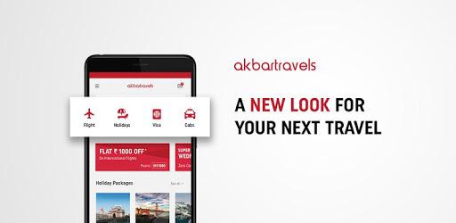 AkbarTravels - Flight Tickets | Flight Booking App pc screenshot