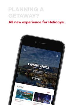 AkbarTravels - Flight Tickets | Flight Booking App APK screenshot 1