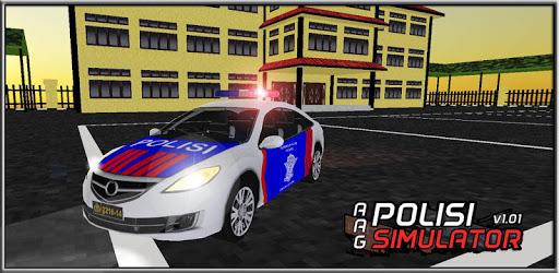 AAG Police Simulator pc screenshot