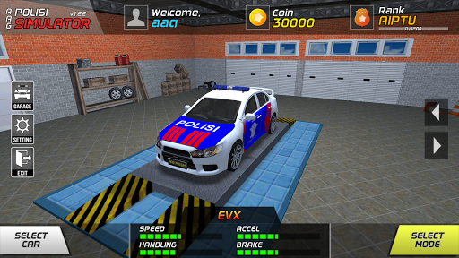 AAG Police Simulator APK screenshot 1