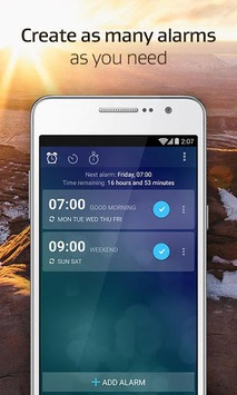 Alarm Clock: Stopwatch & Timer APK screenshot 1