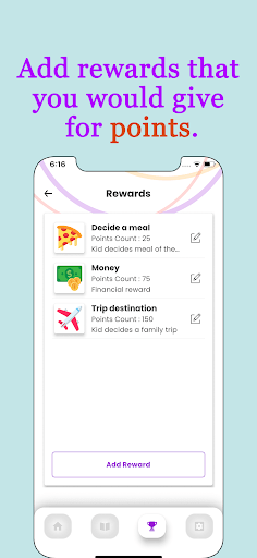 Points - Behavior tasks rewards APK screenshot 1