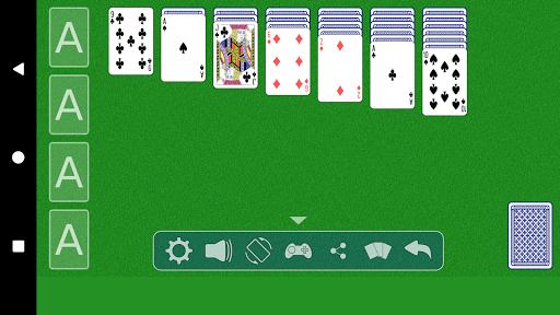 Solitaire APK screenshot 1