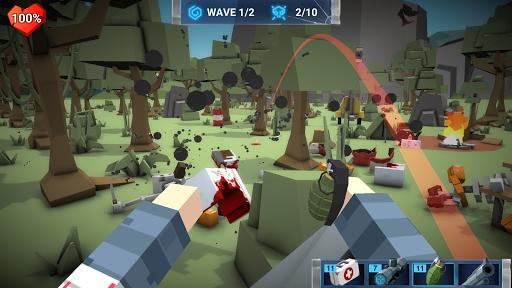The Walking Zombie: Dead City APK screenshot 1