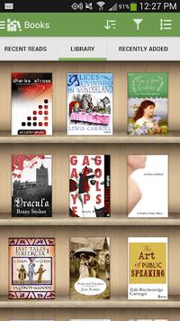 Aldiko Book Reader APK screenshot 1