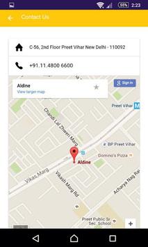 ALDINE APK screenshot 1