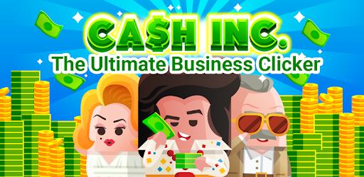 Cash, Inc. Money Clicker Game & Business Adventure pc screenshot
