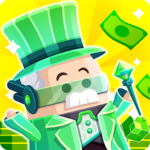 Cash, Inc. Money Clicker Game & Business Adventure for pc icon