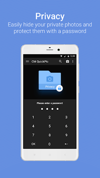 QuickPic - Photo Gallery with Google Drive Support APK screenshot 1