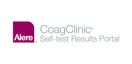 Alere CoagClinic® Self-Test Portal pc screenshot