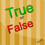 True or False - New version icon