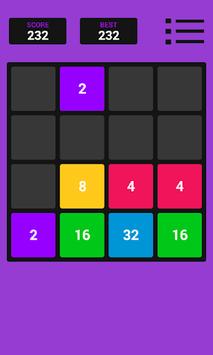 2048 APK screenshot 1