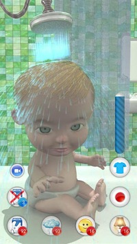My Baby (Virtual Pet) APK screenshot 1