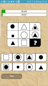 IQ Test APK screenshot 1