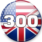 Learn Top 300 English Words APK icon