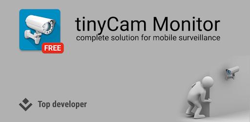 tinyCam Monitor FREE - IP camera viewer pc screenshot