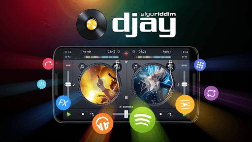 djay FREE - DJ Mix Remix Music APK screenshot 1