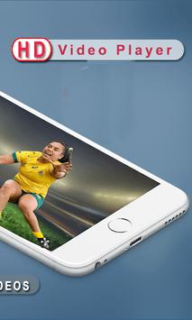 Full HD Video Player APK screenshot 1