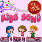 Popular Kids Song Free and Offine - English icon