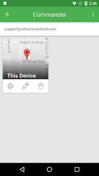 Wheres My Droid APK screenshot 1