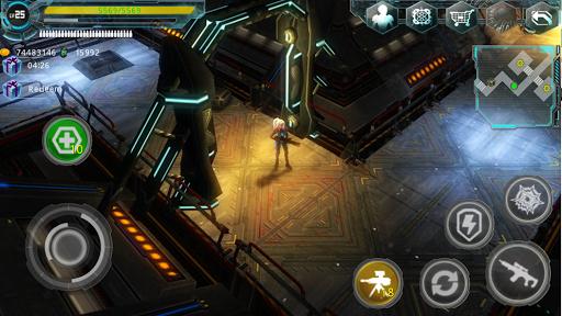 Alien Zone Plus APK screenshot 1