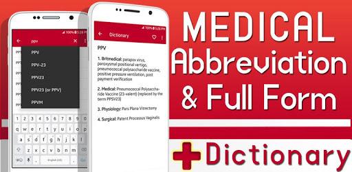 Medical Abbreviation Dictionary pc screenshot