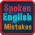 Common Spoken English Mistakes icon