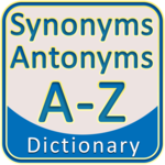 Synonyms Antonyms Dictionary APK icon