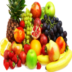 All Fruits Nutrition icon