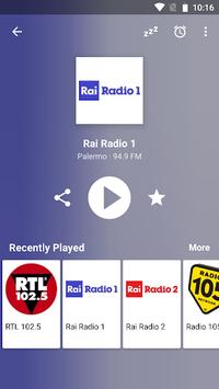 Radio Italia FM APK screenshot 1