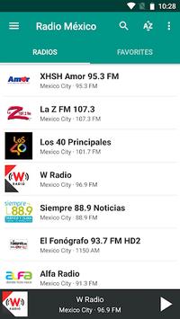 Radio México APK screenshot 1