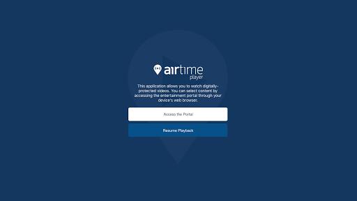 Airtime Player APK screenshot 1