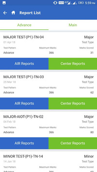 Allen DSAT APK screenshot 1