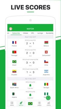 All Football GO-  Live Score,Games APK screenshot 1