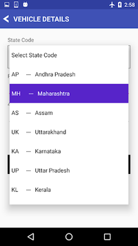 ALL INDIA-Vehicle & Owner Info APK screenshot 1