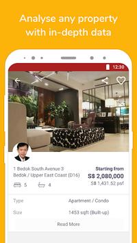 PropertyGuru Singapore APK screenshot 1