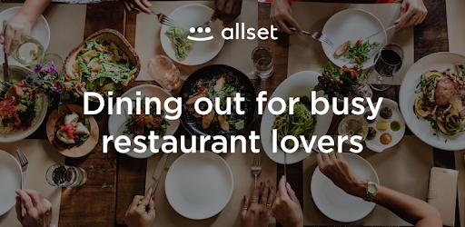 Allset - Restaurant Reservations, Ordering Near Me pc screenshot