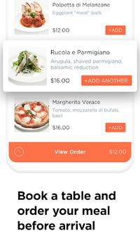 Allset - Restaurant Reservations, Ordering Near Me APK screenshot 1