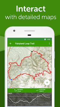 AllTrails: Hiking, Running & Mountain Bike Trails APK screenshot 1