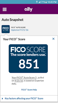 Ally Auto Mobile Pay APK screenshot 1