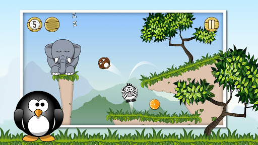 Snoring - best elephant puzzle on cool math games APK screenshot 1
