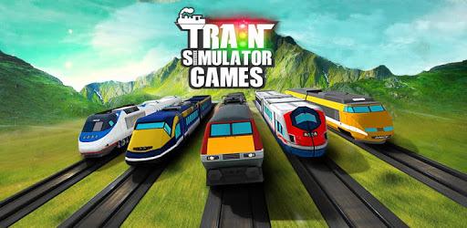 Train Simulator Games : Train Games pc screenshot
