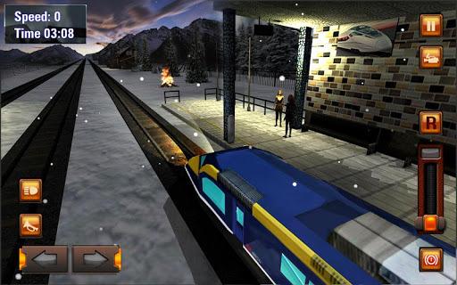 Train Simulator Games : Train Games APK screenshot 1
