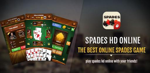 Spades -Batak HD Online pc screenshot