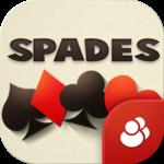 Spades -Batak HD Online icon