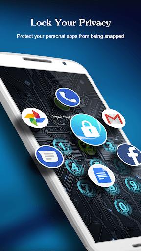 AppLock - Fingerprint & Password, Gallery Locker APK screenshot 1