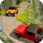 Offroad Jeep Driving Adventure 2018 icon